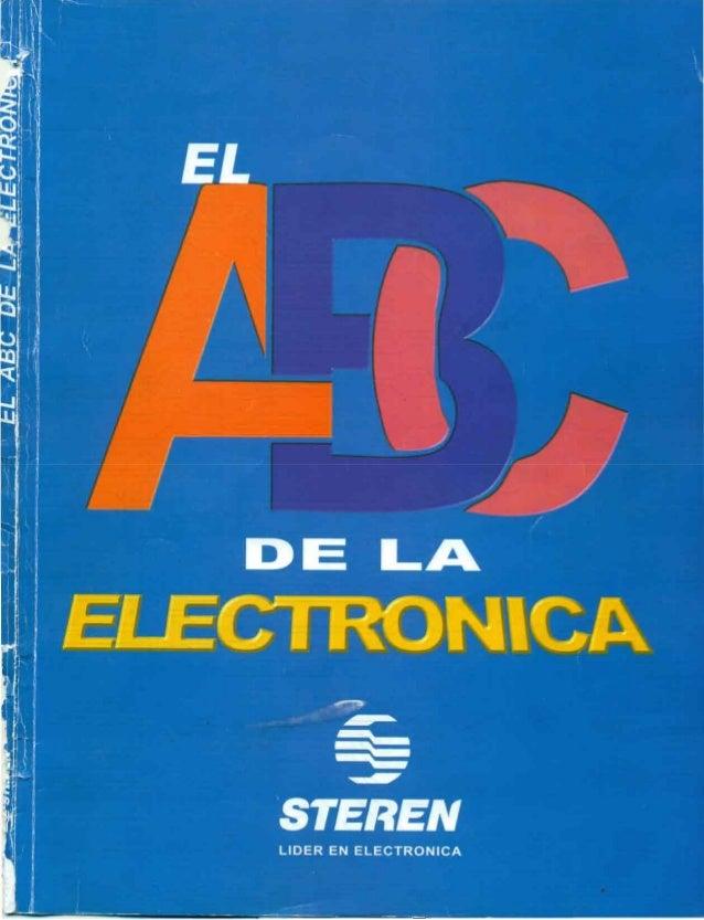 EL ABC DE LA ELECTRONICA                                                                             POTENCIOMETRO        ...