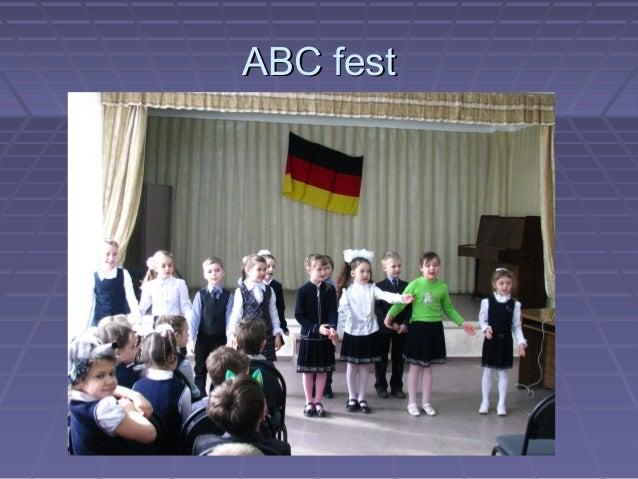 ABC festABC fest