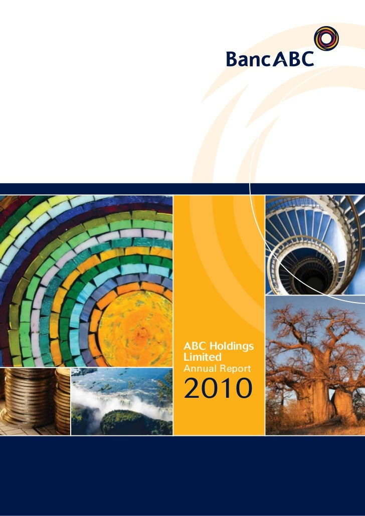 ABC holdingsLimitedAudited Groupresults for theyear ended2010