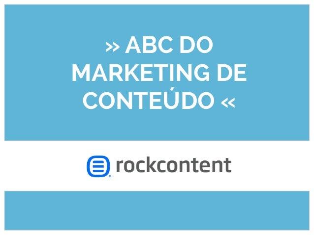 ●  ●  » ABC DO Fatos e estatísticas sobre marketing de conteúdo MARKETING DE Traduzido, adaptado e incrementado a partir C...