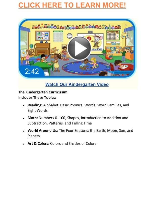 Abc Mouse for Prekindergarten and Kindergarten Homeschool