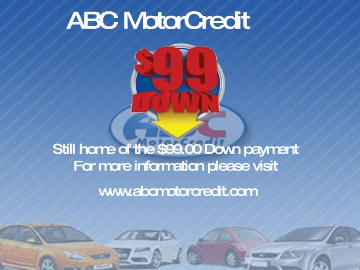 Why choose abc motorcredit over jd byrider for Abc motor credit reviews
