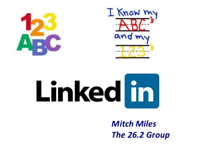 Mitch Miles<br />The 26.2 Group <br />