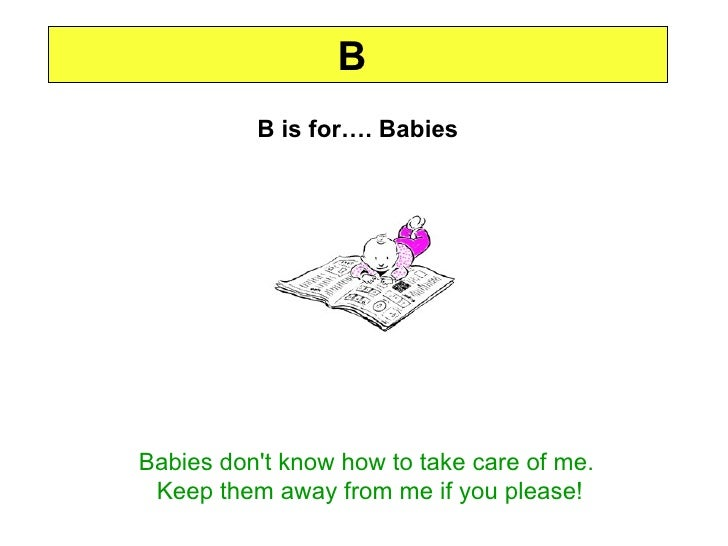 Abc's of book care Slide 3