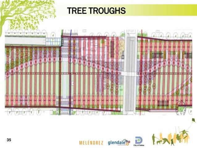 35 TREE TROUGHS