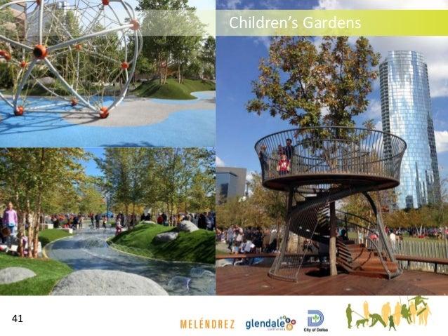 41 Children's Gardens
