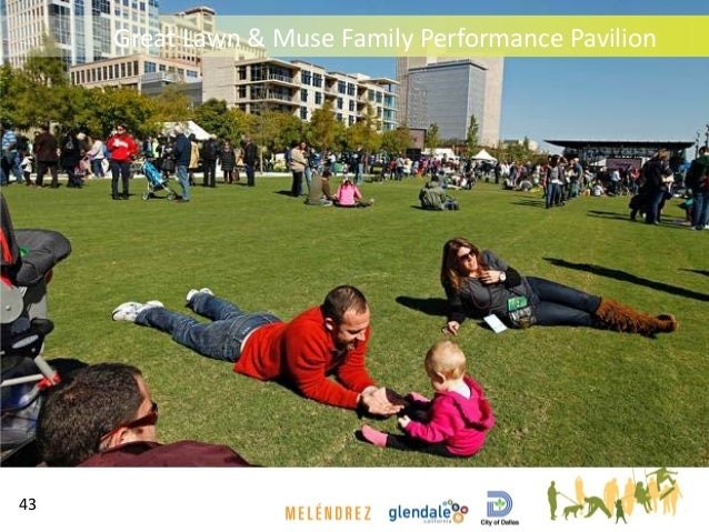 43 Great Lawn & Muse Family Performance Pavilion