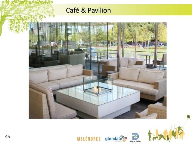 45 Café & Pavilion
