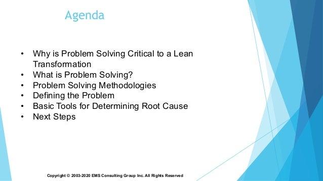 ABC's of Problem Solving Slide 2