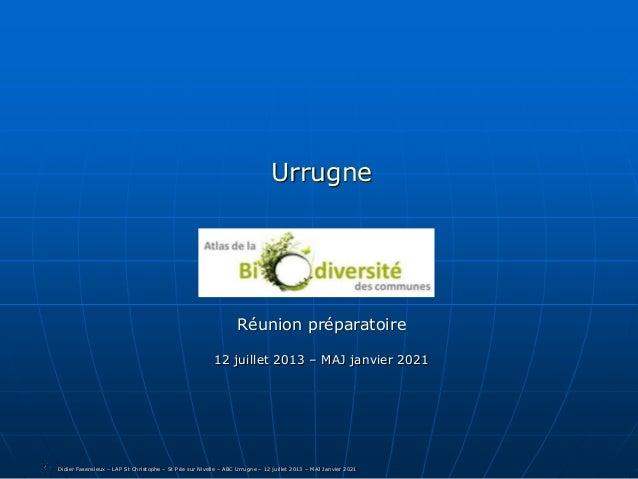 Didier Fasensieux – LAP St Christophe – St Pée sur Nivelle – ABC Urrugne – 12 juillet 2013 – MAJ Janvier 2021 Urrugne Réun...