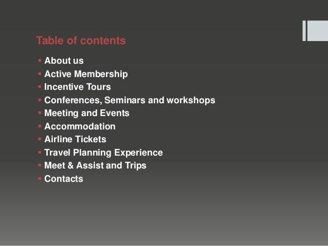 ALFAYSAL TOURISM PROFILE Slide 2