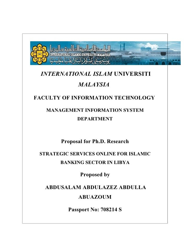 INTERNATIONAL ISLAM UNIVERSITI              MALAYSIAFACULTY OF INFORMATION TECHNOLOGY   MANAGEMENT INFORMATION SYSTEM     ...