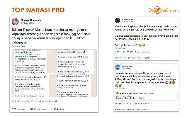 TOP NARASI PRO 5