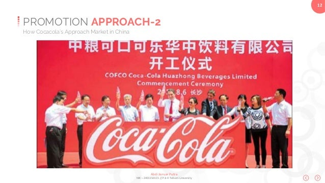 coca cola market entry mode 2010-6-21 standardizing or adapting the marketing mix across culture  this thesis shows that cultural differences on international market affect the  coca cola for.