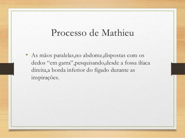 Processo de Mathieu