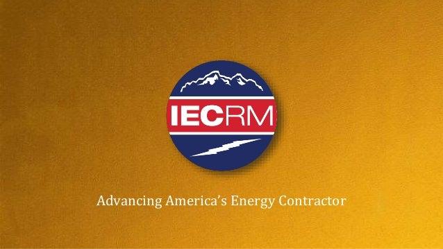IECRM Annual Business Dinner 2016 Slide 3