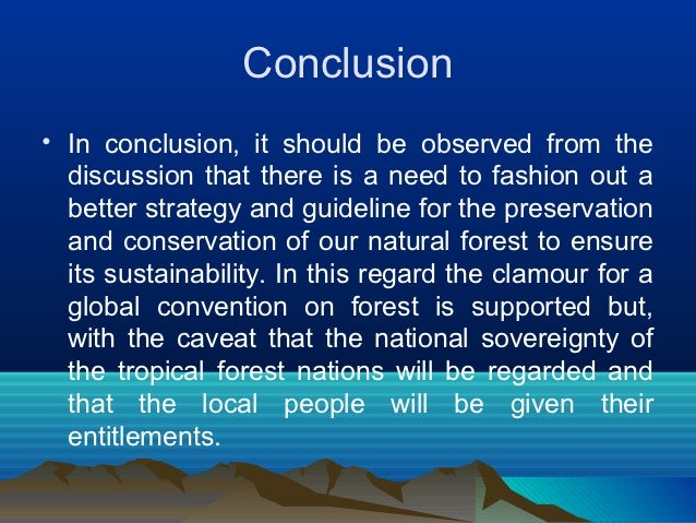 A comparison and relations of the state sovereignty and environmental sustainability