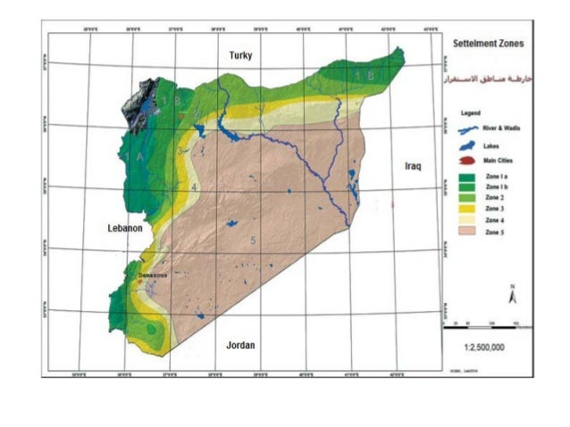 What Are The Main Natural Resources In Syria