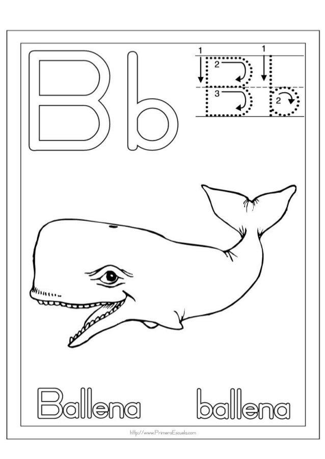 Excepcional Alfabeto Colorear Páginas Preescolar Imagen - Ideas Para ...