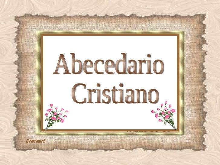 Abecedario Cristiano