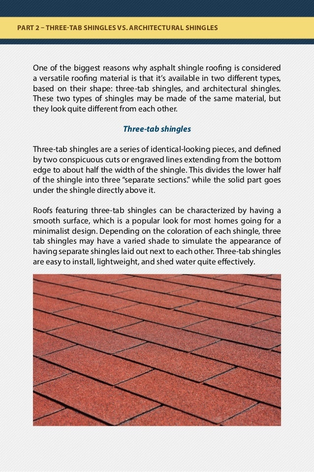 A Beginner S Guide To Asphalt Shingle Roofing