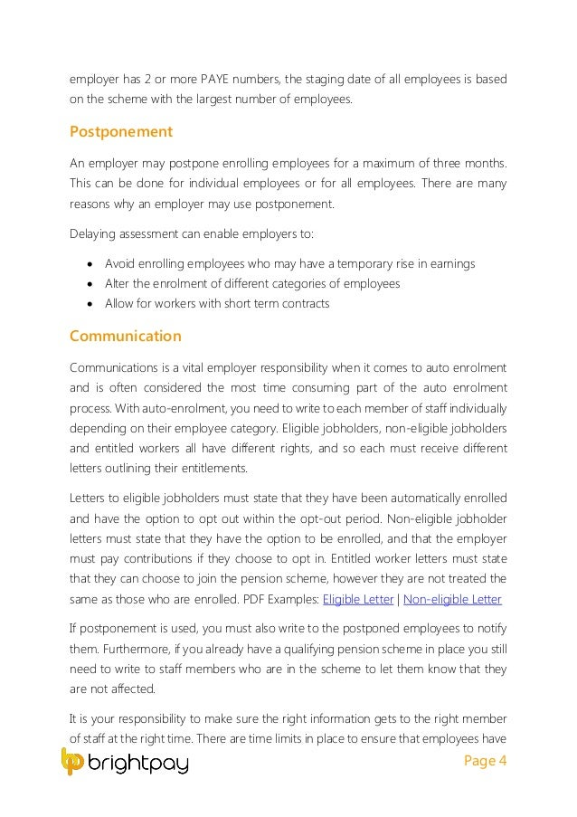 A beginners guide to auto enrolment for bookkeepers if an 5 spiritdancerdesigns Choice Image