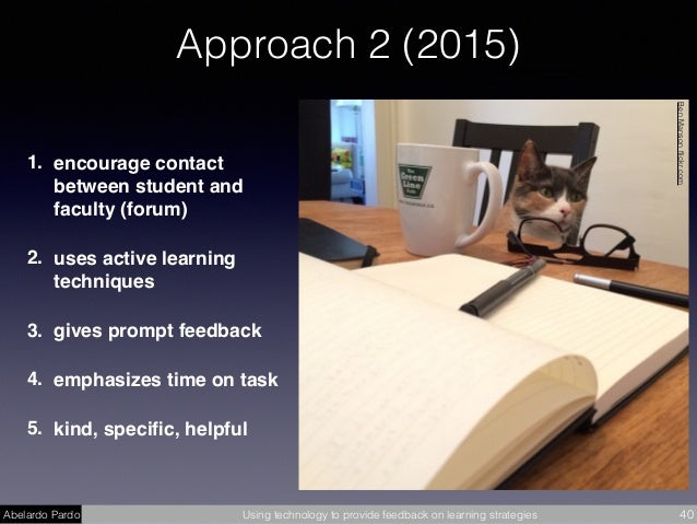 how to provide constructive feedback to learners