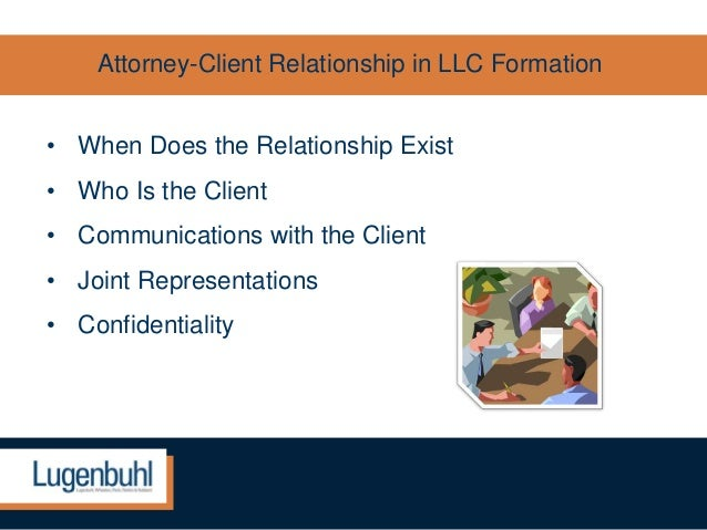 client lawyer relationship ethics