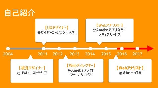 インターネットテレビ局「AbemaTV」における Googleアナリティクス360の活用事例  Slide 2