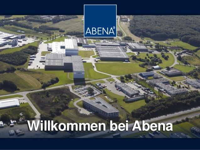 Willkommen bei Abena