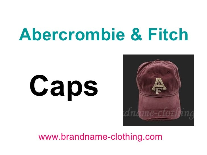 Abercrombie & Fitch   Caps   www.brandname-clothing.com