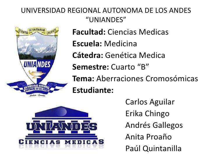 """UNIVERSIDAD REGIONAL AUTONOMA DE LOS ANDES                 """"UNIANDES""""            Facultad: Ciencias Medicas            Esc..."""