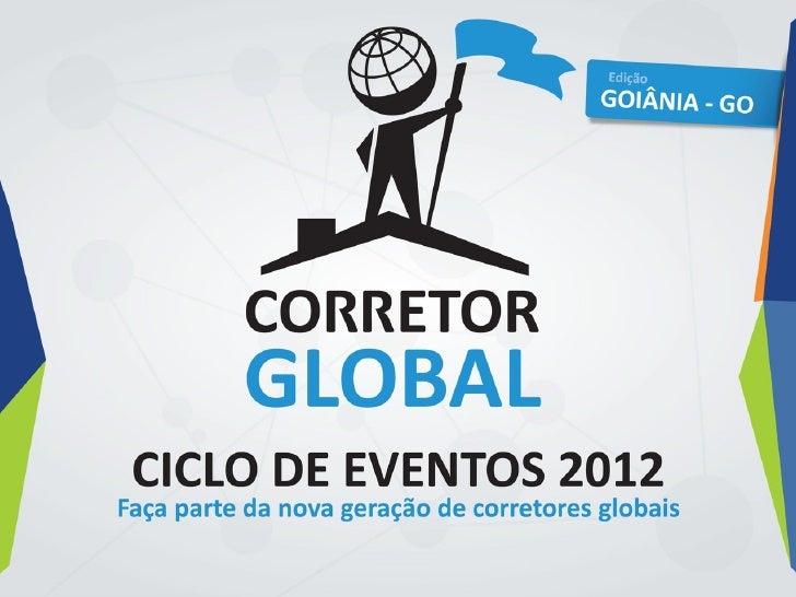 Corretor Global - Goiânia