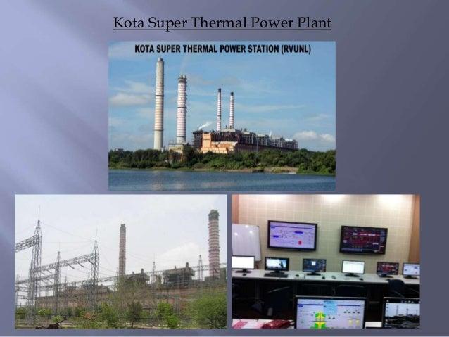 A best ppt on kota super thermal power station Slide 2