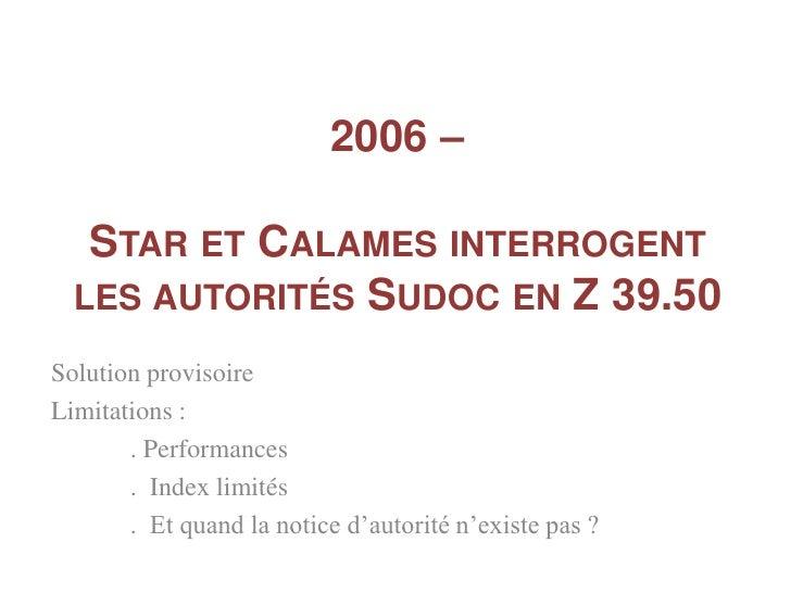 ABES Département Etudes & Projets  nicolas@abes.fr