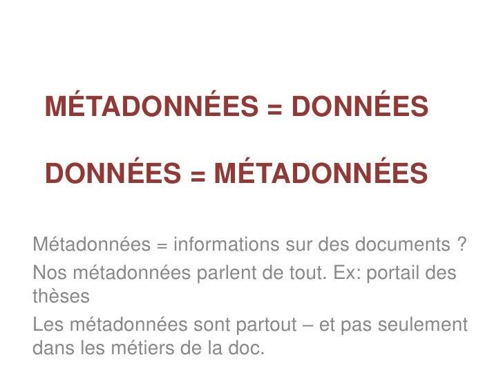 SC2D  Service Commun de la Documentation et des Données
