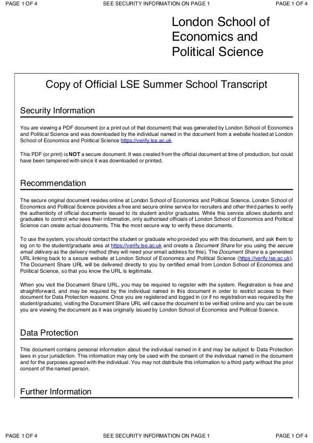transcript LSE 2015