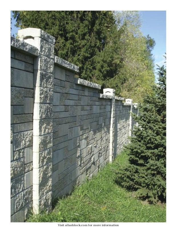 Stone Works Canada Ab Fence Installation Catalog