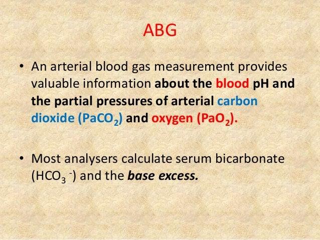 ABG Analysis & Interpretation Slide 3