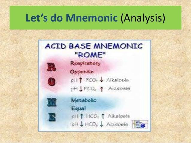 Let's do Mnemonic (Analysis)
