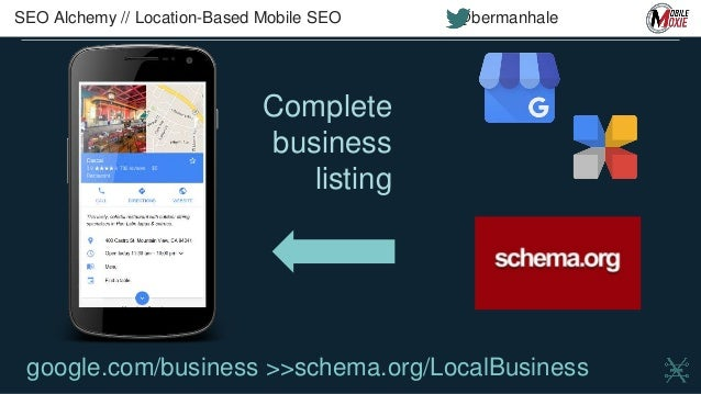 LOCAL BUSINESS PLACE ACTIONS Place Actions • In beta; submit interest : goo.gl/pF2oIy • Knowledge Graph actions without 3r...