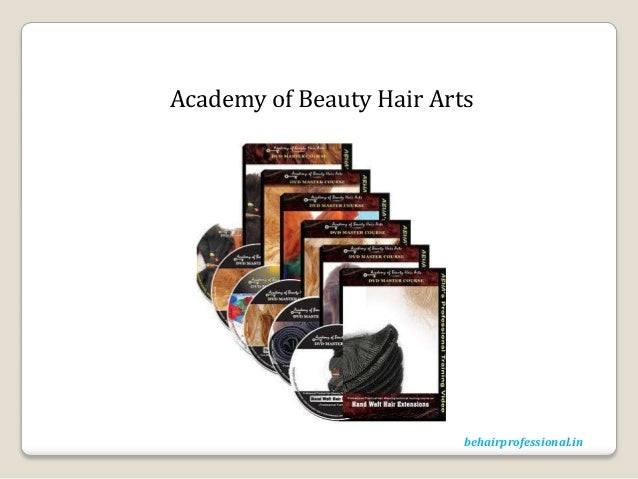 Academy of Beauty Hair Arts  behairprofessional.in
