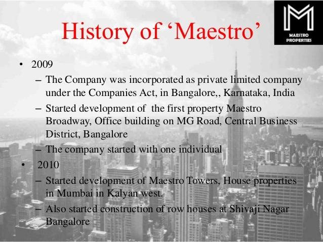 real estate demo project presentation
