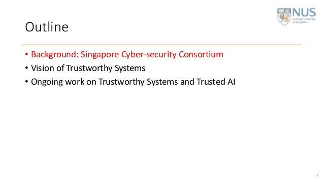 Singapore International Cyberweek 2020 Slide 2