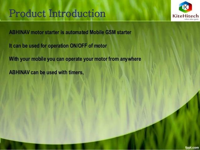 Abhinav mobile starter Slide 3
