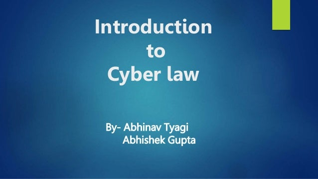 Unit-v consumer protection act and introduction of cyber laws 7.