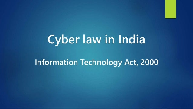 introduction to cyber law pdf