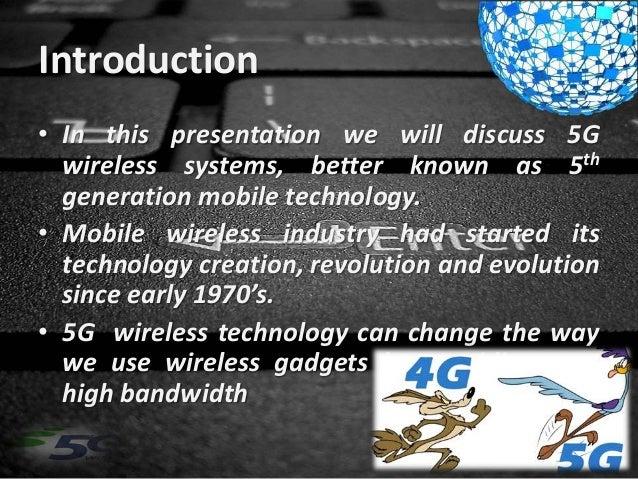 5g Tecnology