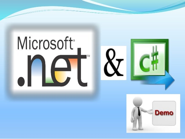 TOPICS  Microsoft .NET Platform and Visual Studio  .Net Stack  Introduction to C#  OOPS component of C#  Assemblies a...