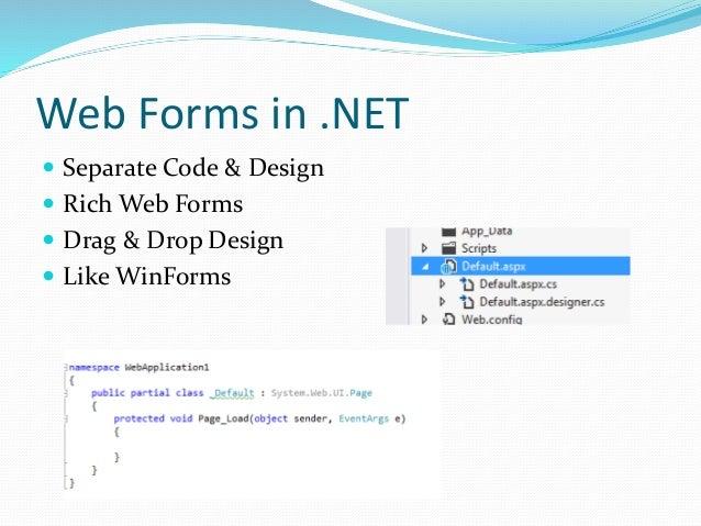 Design Page on Framework